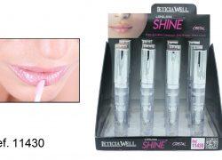 Ref. 11430 Brillo de Labios SHINE * Cristal